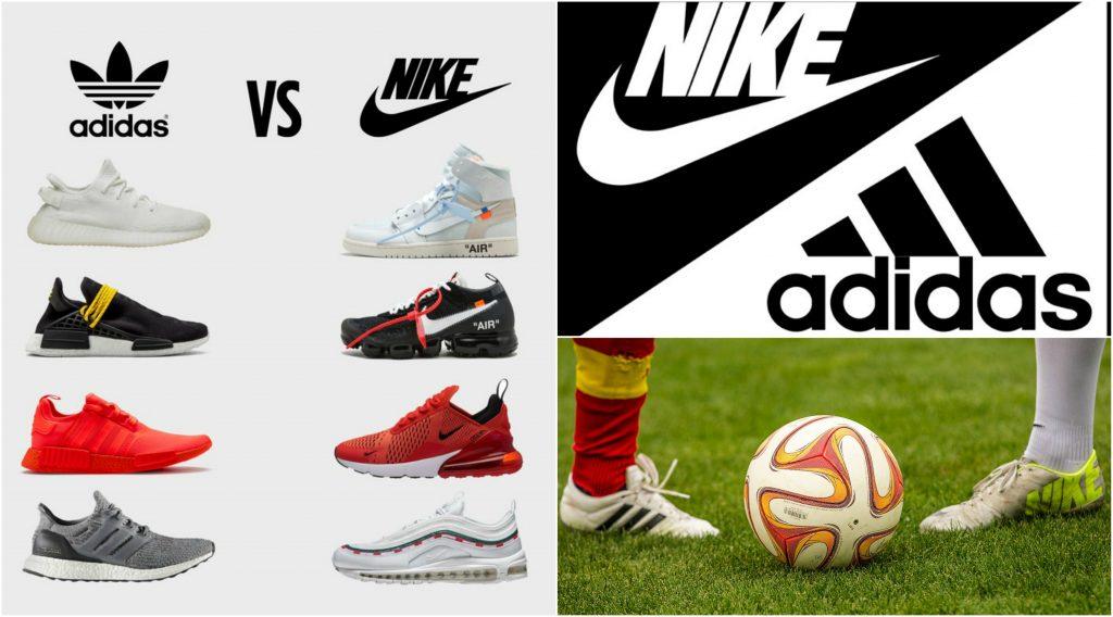 Sollozos Y así Verter  Nike vs Adidas, ¿cuál de las dos marcas vende más? - Madrid Actualidad